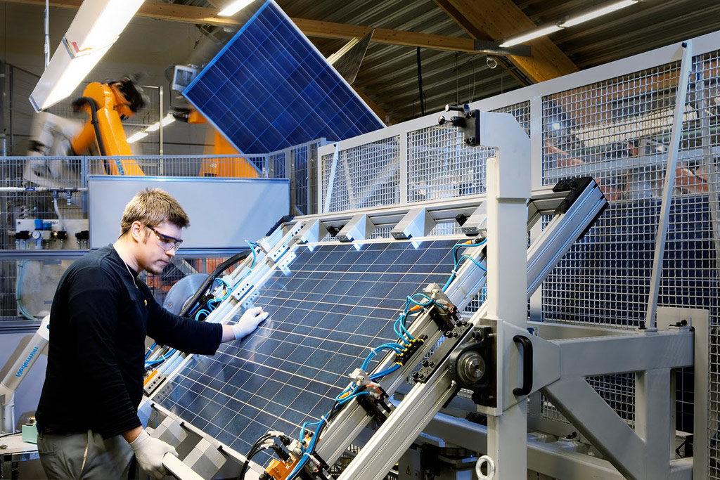 Бизнес на производстве солнечных батарей