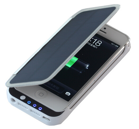 солнечные панели для iPhone и iPad