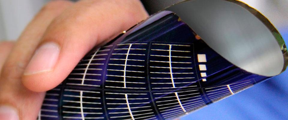 гибкие Аморфные солнечные батареи