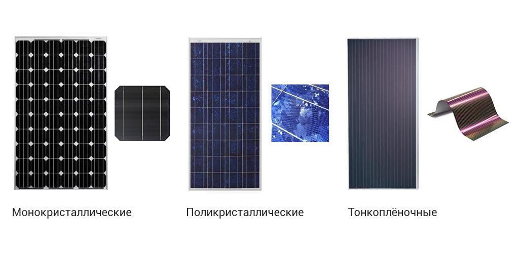 Как выбрать солнечные батареи