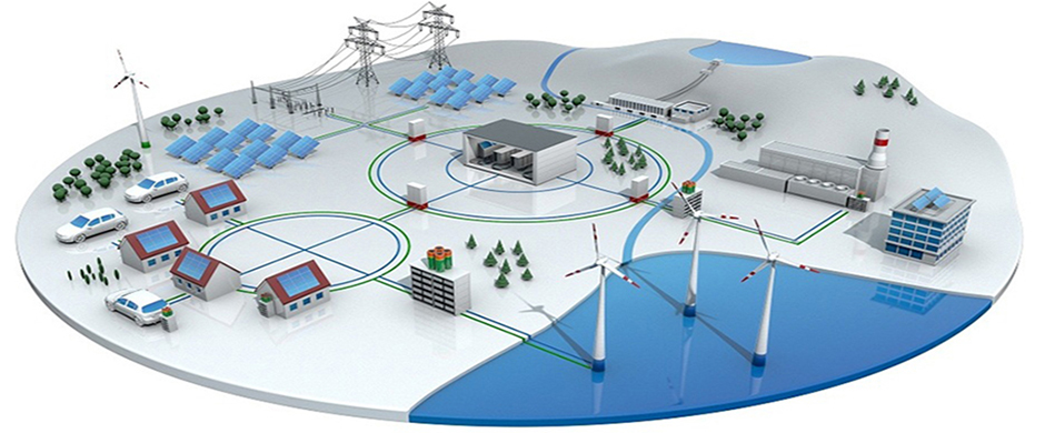 технологии Smart Grid