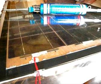 герметичность солнечной батареи