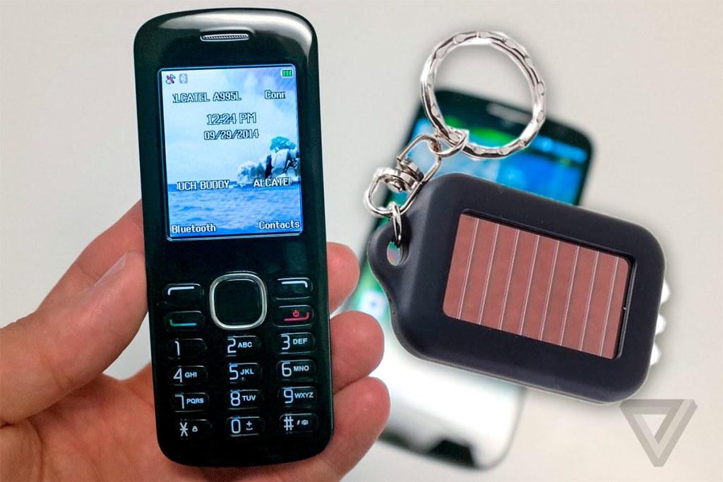 Как сделать солнечный батарей для телефона 873