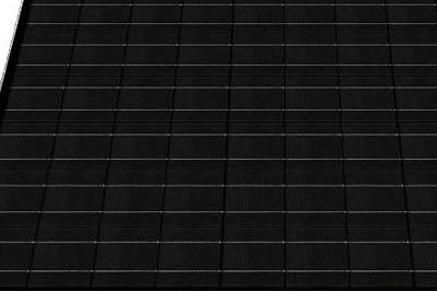 Солнечная панель на основе теллурида кадмия