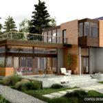 энергосберегающий дом проект