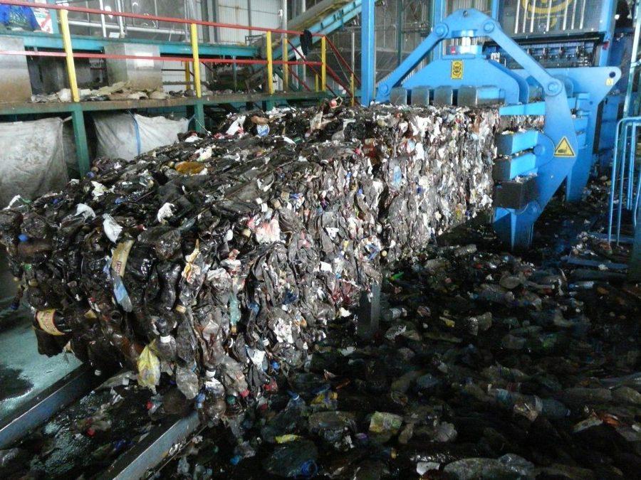 оборудование для переработки мусора