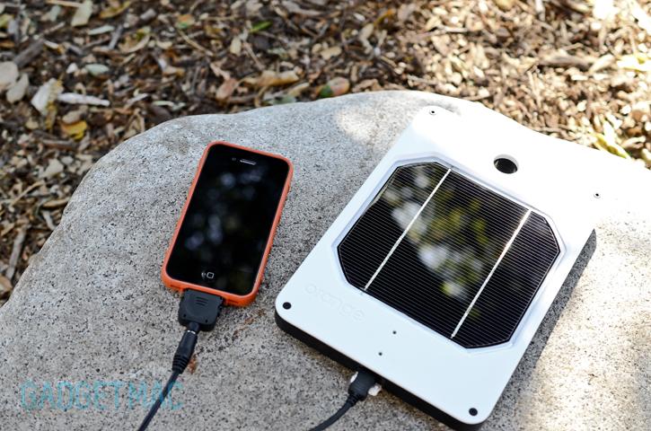 Солнечное зарядное устройство Joos Orange