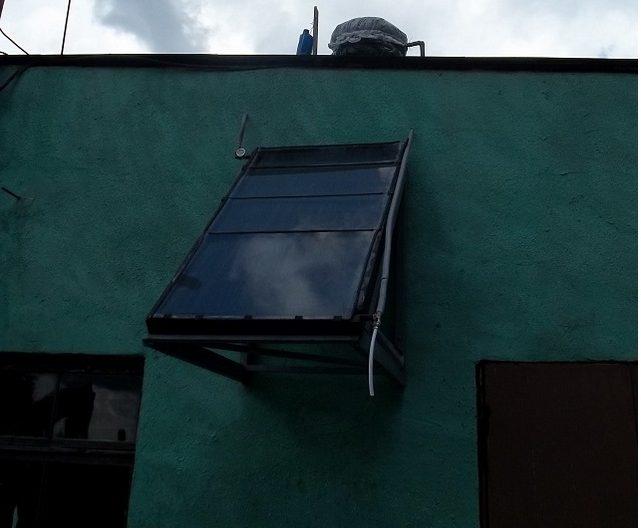 Как сделать водонагреватель на солнечных батареях для дачи