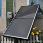 Солнечные водонагреватели мастер класс