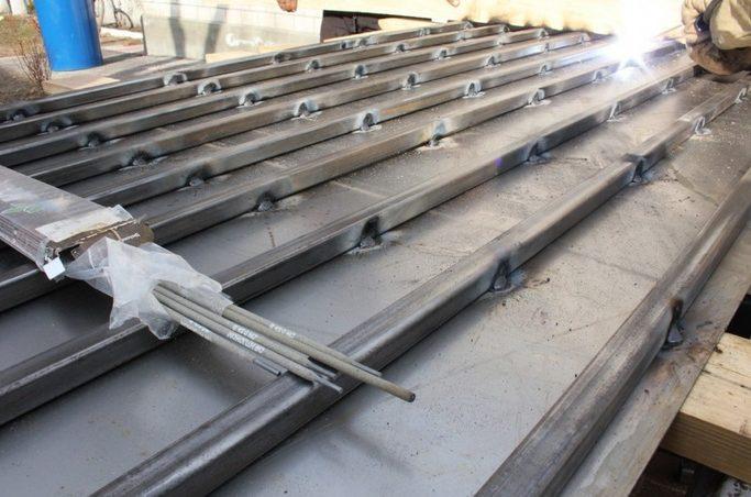Изготовление абсорбера для водонагревателя на солнечных батареях своими руками