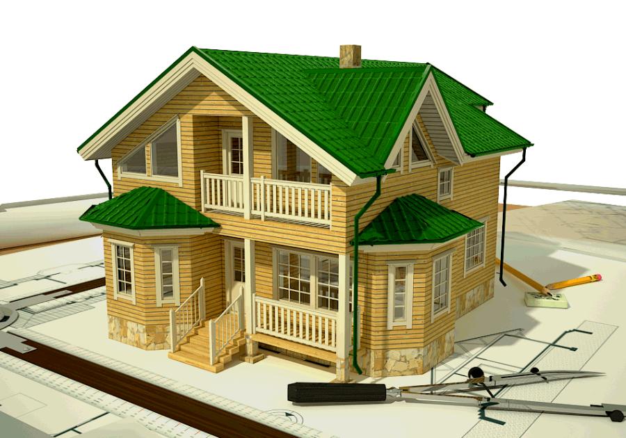 Особенности возведения и преимущества каркасного дома