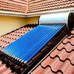 Солнечный коллектор для частного дома