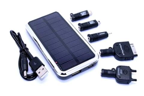 разъемы Солнечная батарея для зарядки телефона