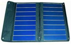 SunForce зарядка акб на солнечной батарее