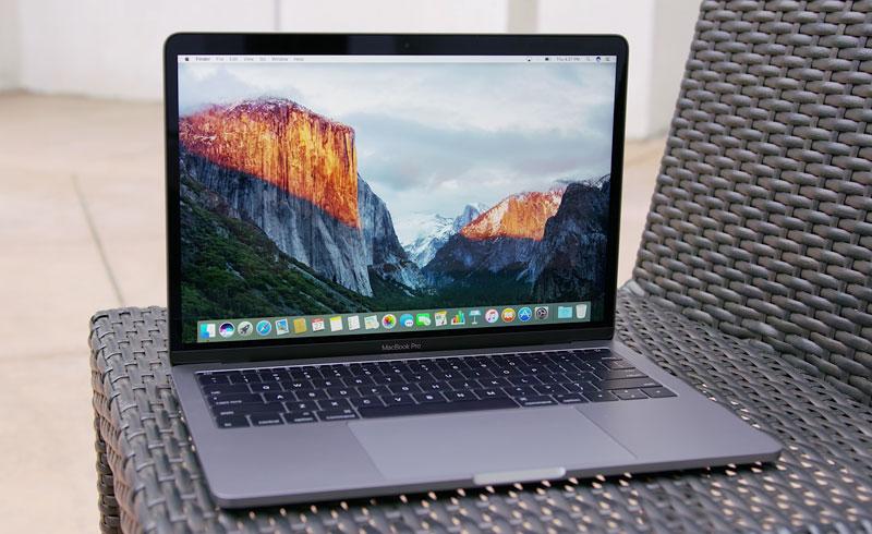цены на MacBook Pro