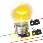 электрическая схема для подключения солнечных батарей, панелей