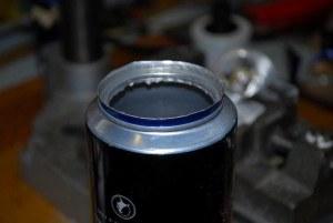 фиксации банок для теплогенератора своими руками