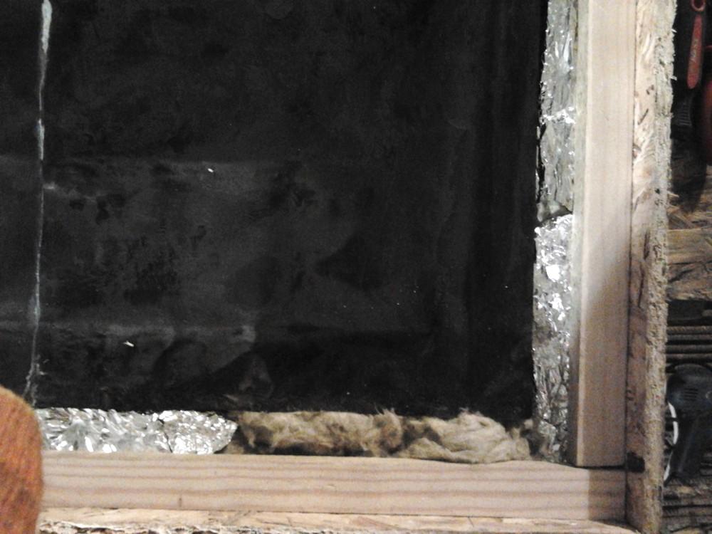 деревянный борт для стекла