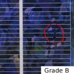 Солнечная батарея Grade B