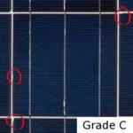 Солнечная батарея Grade C
