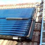 Солнечные коллекторы, для нагрева воды в частном доме