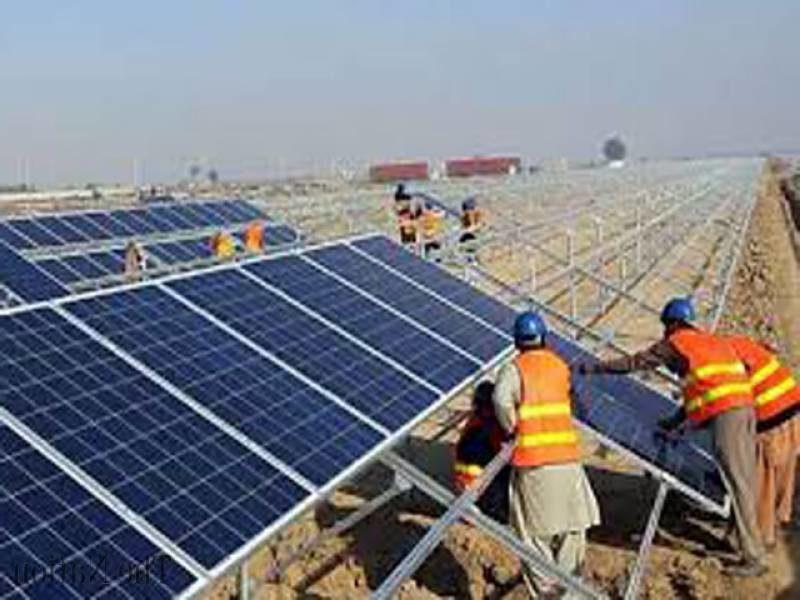 Участки будут выделяться под строительство солнечных электростанций