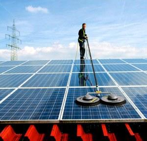 1.Обслуживание солнечной установки