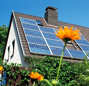 Солнечные батареи, установка