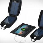зарядка для планшета на солнечной батарее
