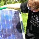 Солнечная батарея автономия своими руками