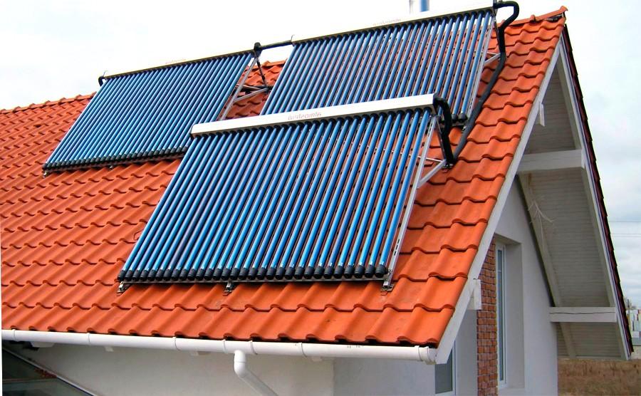 Солнечные коллектора дома своими руками фото 72