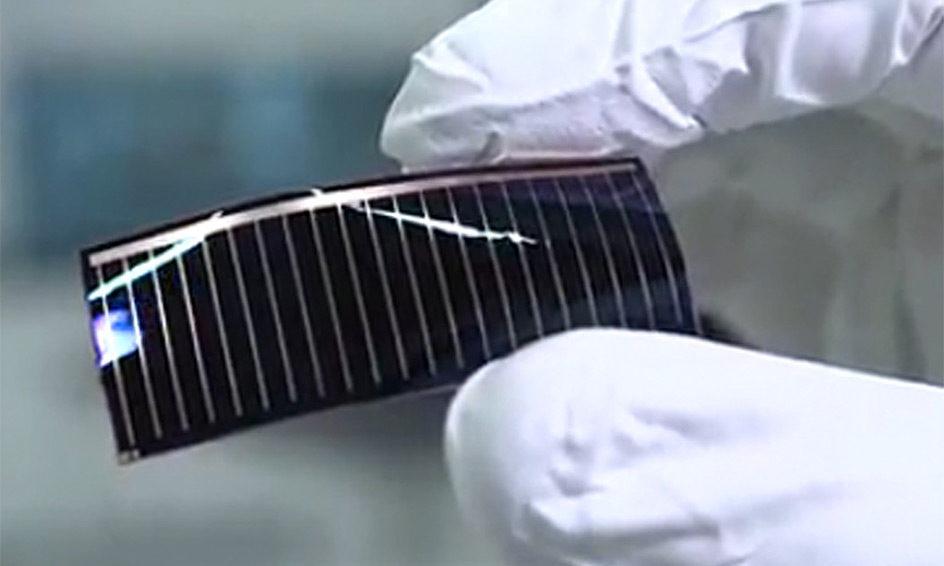 Арсенид-галлиевые солнечные батареи